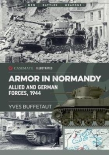Allied Armor in Normandy, Paperback Book