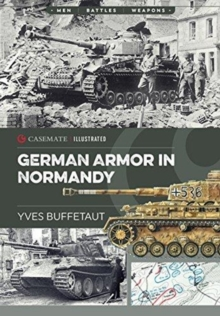 German Armor in Normandy, Paperback / softback Book