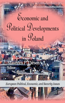Economic & Political Developments in Poland, Hardback Book