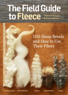 The Field Guide to Fleece, Paperback / softback Book