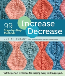 Increase, Decrease : 99 Step-by-Step Methods, Spiral bound Book