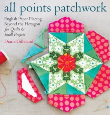 All Points Patchwork, Paperback Book