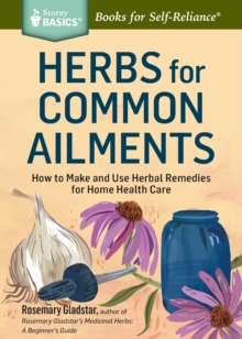 Herbs for Common Ailments, Paperback / softback Book