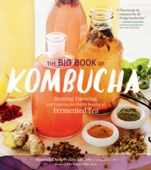 The Big Book of Kombucha, Paperback Book