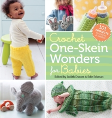 Crochet One-Skein Wonders for Babies, Paperback Book