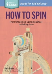 How to Spin, Paperback / softback Book