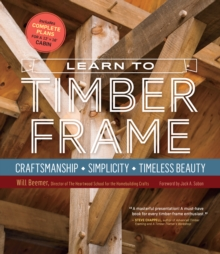 Learn to Timber Frame, Paperback Book