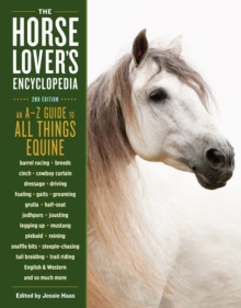 The Horse-Lover's Encyclopedia, Paperback Book
