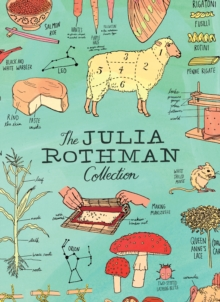 The Julia Rothman Collection, Paperback Book