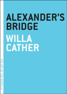 Alexander's Bridge, EPUB eBook