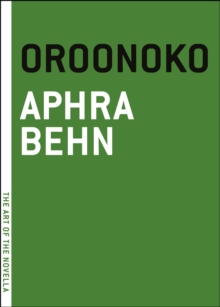 Oroonoko, EPUB eBook
