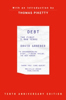 Debt - Updated and Expanded : The First 5,000 Years, EPUB eBook