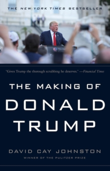 The Making of Donald Trump, Paperback Book