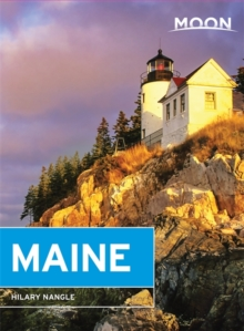 Moon Maine (6th ed), Paperback Book