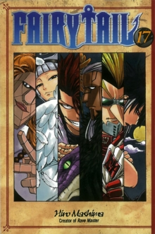Fairy Tail 17, Paperback Book