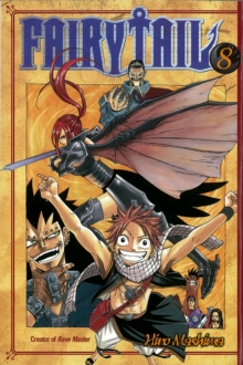 Fairy Tail 8, Paperback Book
