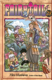 Fairy Tail 28, Paperback Book