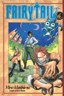 Fairy Tail 4, Paperback / softback Book