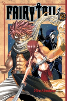 Fairy Tail 12, Paperback Book