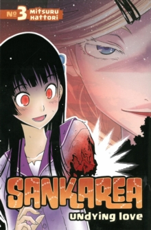 Sankarea Vol. 3, Paperback / softback Book