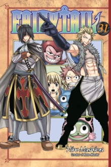 Fairy Tail 31, Paperback Book