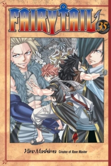 Fairy Tail 35, Paperback Book