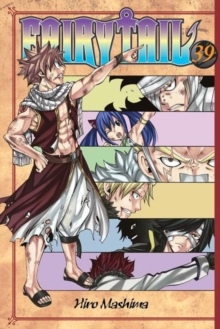 Fairy Tail 39, Paperback Book