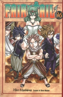 Fairy Tail 36, Paperback Book