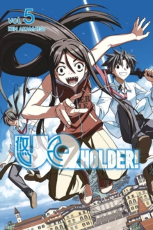 Uq Holder 5, Paperback Book