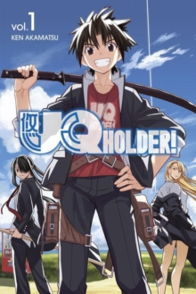 Uq Holder 1, Paperback Book