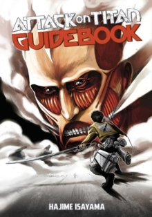 Attack on Titan Guidebook: Inside & Outside, Paperback Book