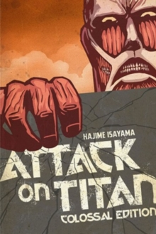 Attack on Titan: Colossal Edition 1, Paperback Book