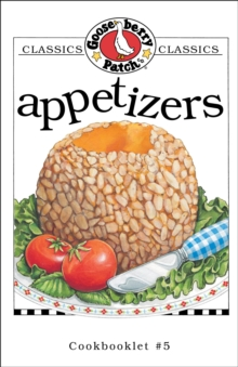 Appetizers Cookbook, EPUB eBook