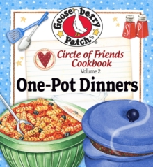 Circle of Friends : 25 One Pot Dinners, EPUB eBook