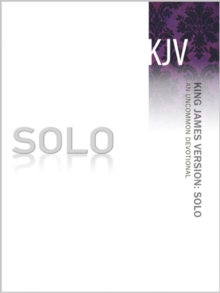King James Version: Solo, EPUB eBook