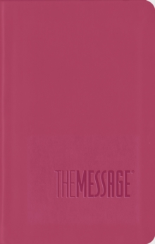 MESSAGE COMPACT LEATHERLOOK EDITION, Paperback Book