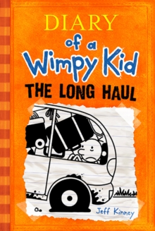 The Long Haul (Diary of a Wimpy Kid #9), EPUB eBook