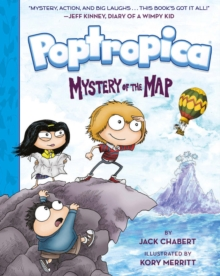 Mystery of the Map (Poptropica Book 1), EPUB eBook