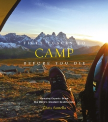 Fifty Places to Camp Before You Die, EPUB eBook