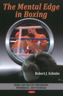 Mental Edge in Boxing, Hardback Book