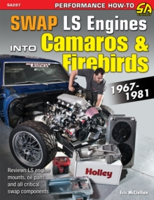 How to Swap GM LS-Engines into Camaros & Firebirds 1967-1981, EPUB eBook