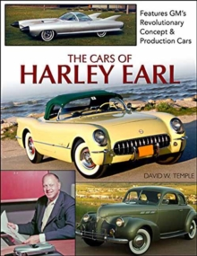 The Cars of Harley Earl, Hardback Book