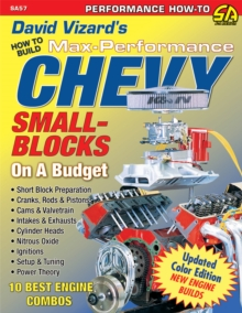 David Vizard's How to Build Max Performance Chevy Small Blocks on a Budget, EPUB eBook