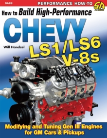 How to Build High-Performance Chevy LS1/LS6 V-8s, EPUB eBook