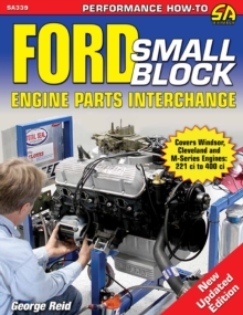 Ford Small-Block Engine Parts Interchange, EPUB eBook