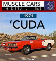 1971 'Cuda : In Detail No. 2, Paperback Book
