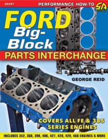Ford Big-Block Parts Interchange,  Book