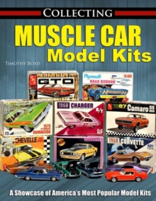 Collecting Muscle Car Model Kits, Paperback Book