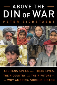 Above the Din of War, Paperback Book