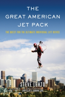 Great American Jet Pack, Hardback Book